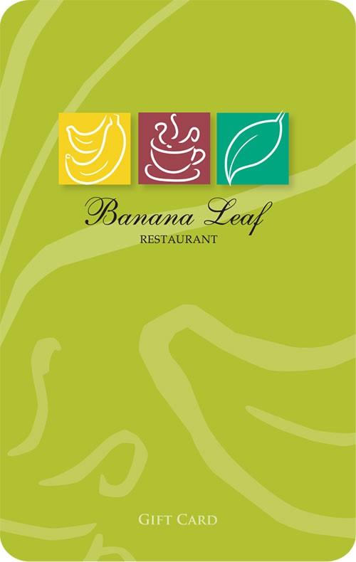 banana Leaf gift card