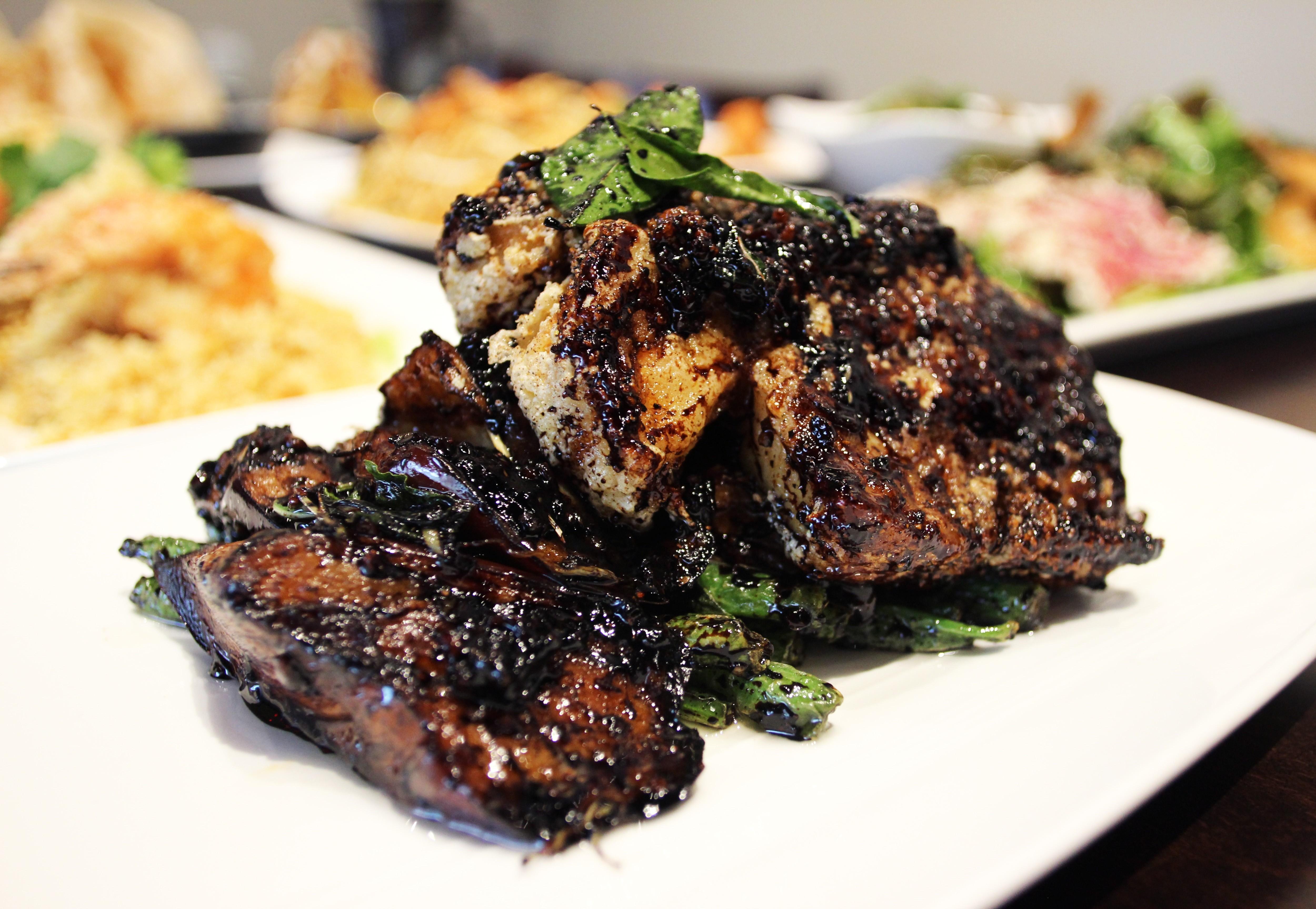 Singaporean Black Pepper Chilean Seabass