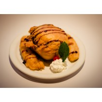 Deep Fried Mango Ice Cream