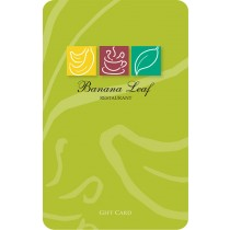 banana Leaf gift card